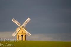 Chesterton Windmill in evening light