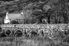 The stone bridge