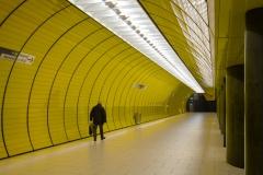 Yellow Line Journey Home