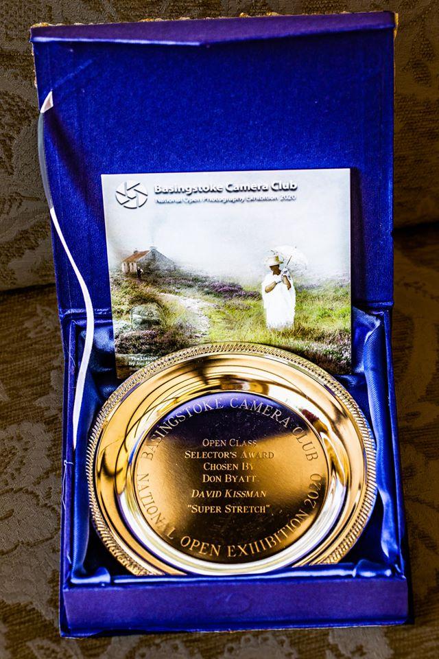 David Kissman – Selectors Award