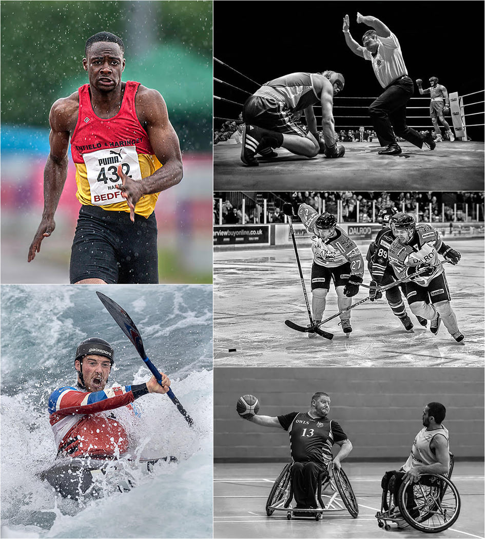 Capturing the Decisive Moment – Sports & Action